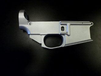 80% AR-15 Lower Receiver - Billet Aluminum