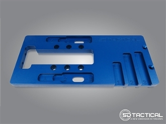 5D Tactical - AR-15 TO AR-308 ROUTER JIG CONVERSION KIT