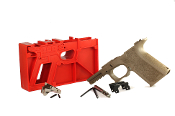 Polymer 80 PF940C - 80% GLOCK G19/23 COMPATIBLE FRAME - FDE